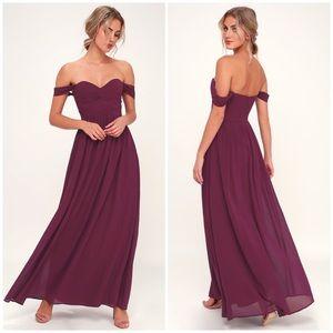 NWOT Lulus Harmonious Love Dress